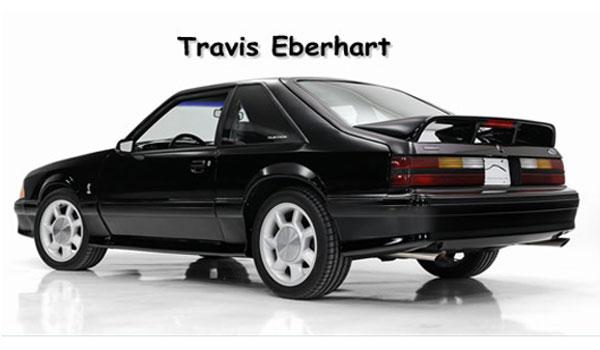 Travis Eberhart